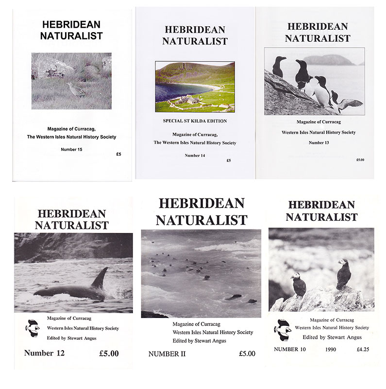 Hebridean Naturalist - Western Isles wildlife, birds, plants, mammals, moths, butterflies