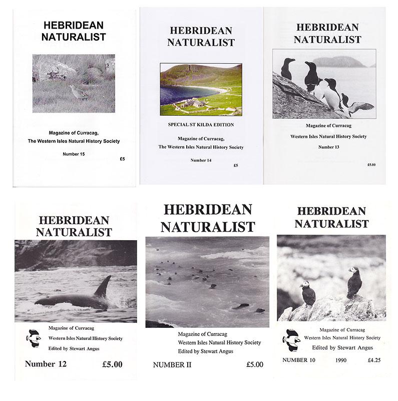 Hebridean Naturalist - Western Isles wildlife, birds, plants, mammals, moths, butterflies