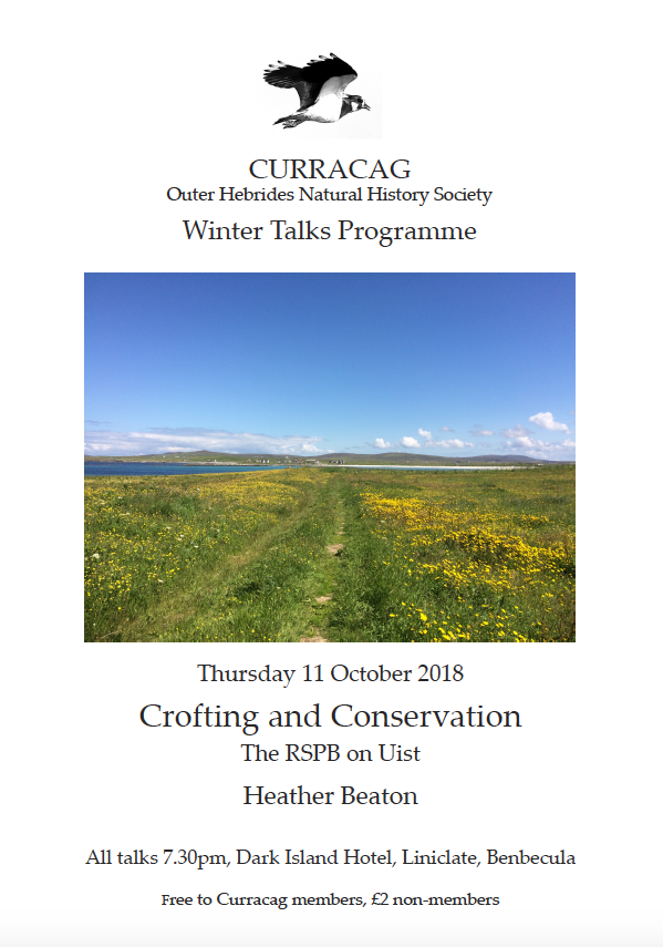 outer hebrides rspb heather beaton talk curracag